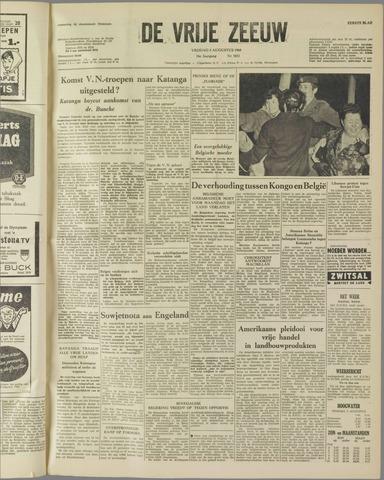 de Vrije Zeeuw 1960-08-05
