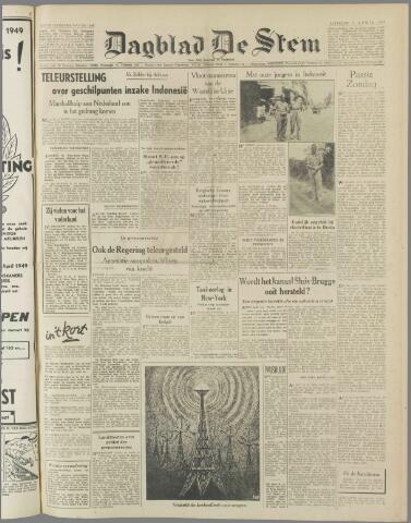 de Stem 1949-04-02