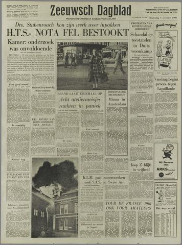 Zeeuwsch Dagblad 1960-11-03