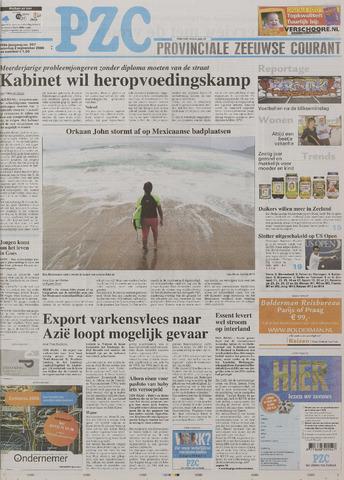 Provinciale Zeeuwse Courant 2006-09-02
