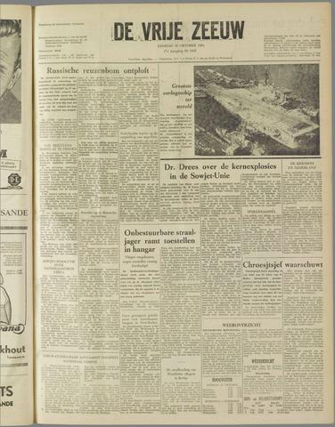 de Vrije Zeeuw 1961-10-31