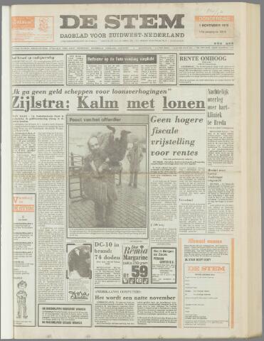 de Stem 1979-11-01