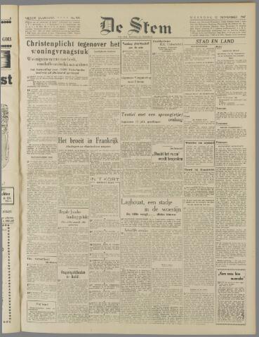 de Stem 1947-11-17