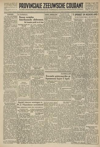 Provinciale Zeeuwse Courant 1946-04-06