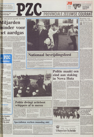 Provinciale Zeeuwse Courant 1988-05-06