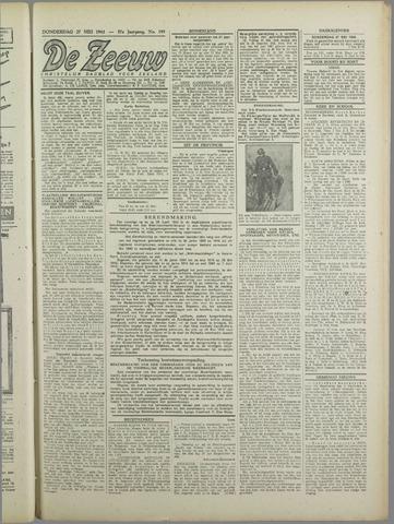 De Zeeuw. Christelijk-historisch nieuwsblad voor Zeeland 1943-05-27