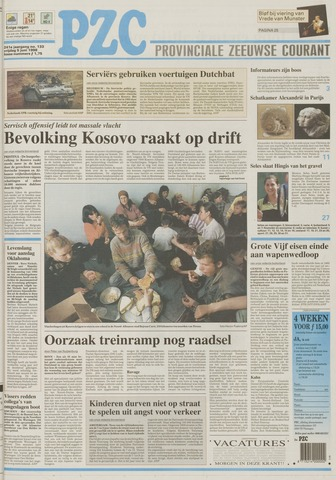 Provinciale Zeeuwse Courant 1998-06-05