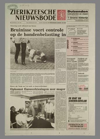 Zierikzeesche Nieuwsbode 1994-06-09