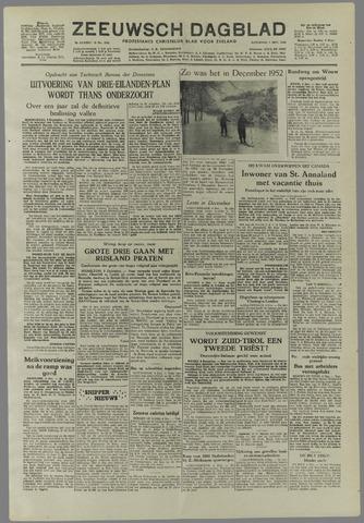 Zeeuwsch Dagblad 1953-12-05