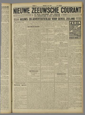 Nieuwe Zeeuwsche Courant 1927-07-19