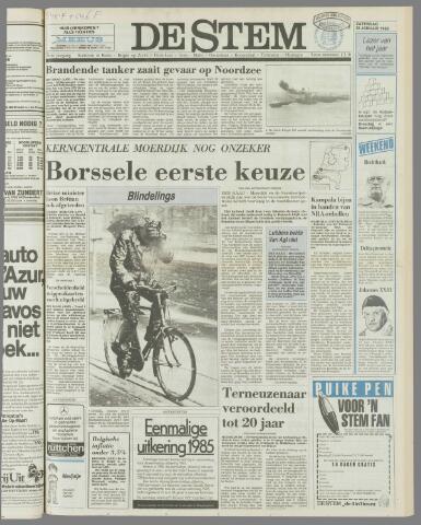 de Stem 1986-01-25