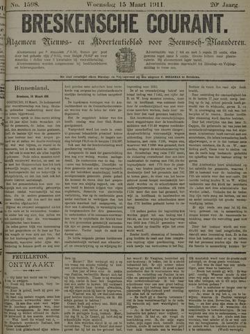 Breskensche Courant 1911-03-15