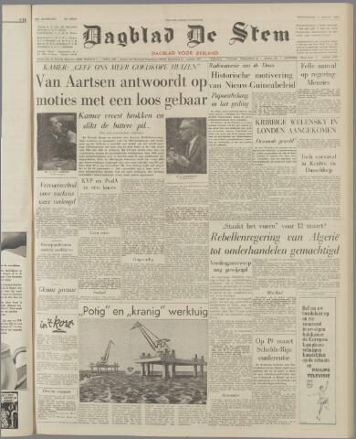 de Stem 1962-03-01