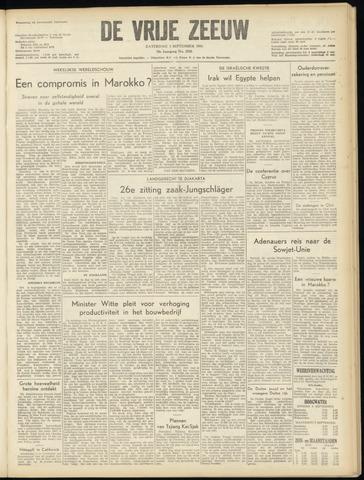 de Vrije Zeeuw 1955-09-03