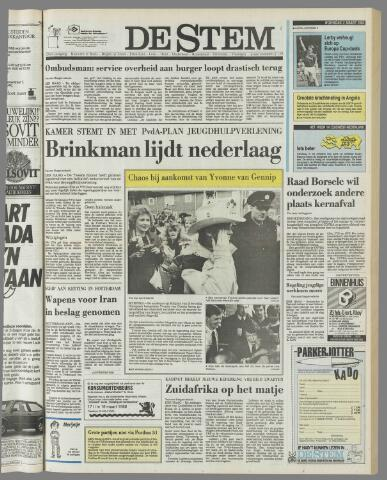 de Stem 1988-03-02
