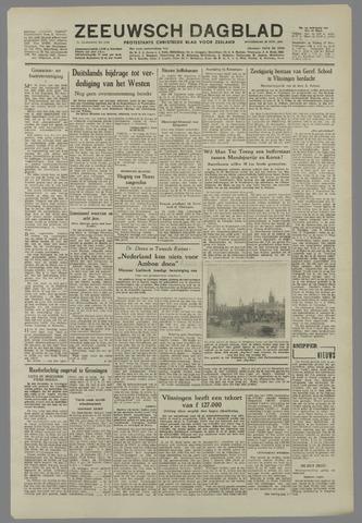 Zeeuwsch Dagblad 1950-11-16
