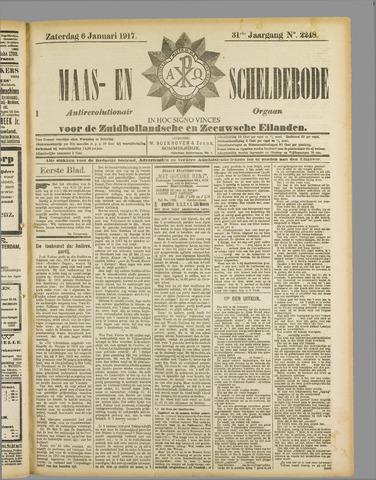 Maas- en Scheldebode 1917