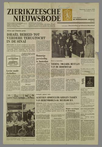 Zierikzeesche Nieuwsbode 1975-01-02