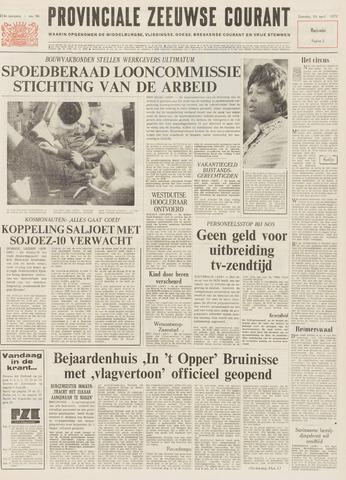 Provinciale Zeeuwse Courant 1971-04-24