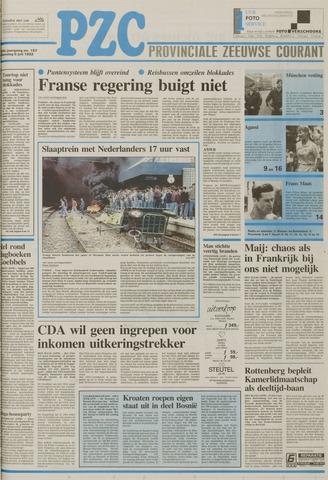 Provinciale Zeeuwse Courant 1992-07-06