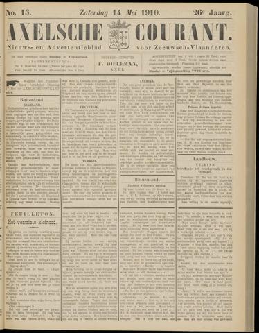 Axelsche Courant 1910-05-14