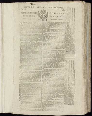 Middelburgsche Courant 1801-04-11