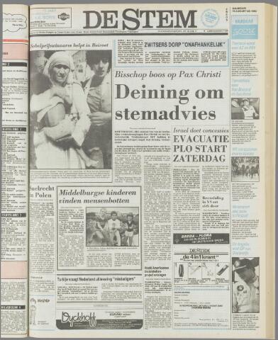 de Stem 1982-08-16