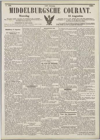 Middelburgsche Courant 1901-08-12