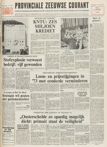 Provinciale Zeeuwse Courant 1972-06-08