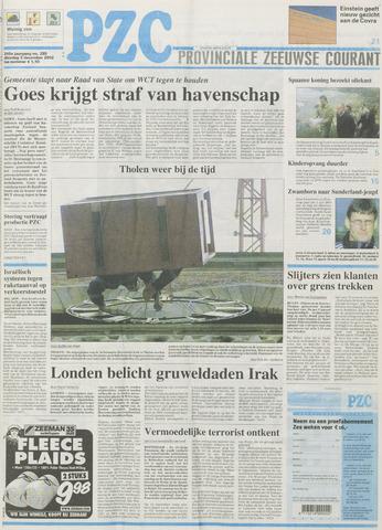 Provinciale Zeeuwse Courant 2002-12-03