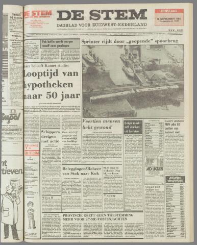 de Stem 1980-09-16