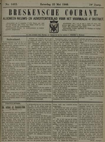 Breskensche Courant 1909-05-22