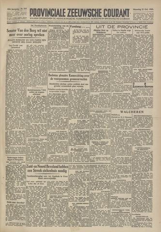 Provinciale Zeeuwse Courant 1946-10-21