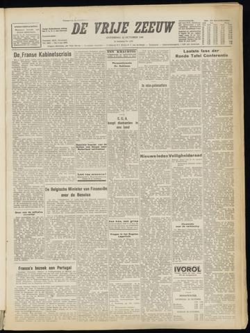 de Vrije Zeeuw 1949-10-22