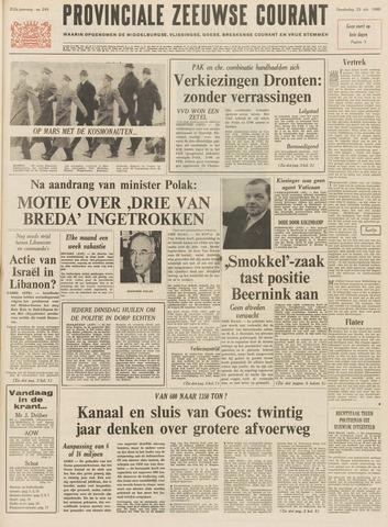 Provinciale Zeeuwse Courant 1969-10-23