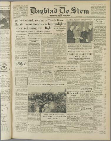 de Stem 1953-02-10