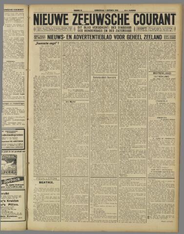 Nieuwe Zeeuwsche Courant 1925-10-01