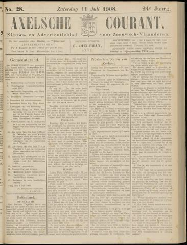 Axelsche Courant 1908-07-11