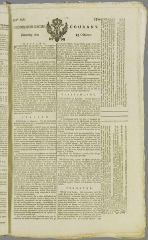 Middelburgsche Courant 1810-10-13