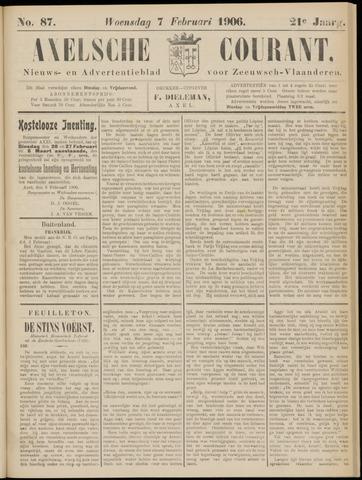 Axelsche Courant 1906-02-07