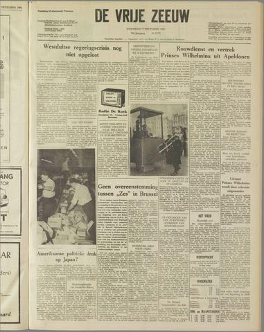 de Vrije Zeeuw 1962-12-05