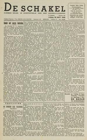 De Schakel 1949-09-30