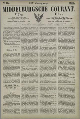 Middelburgsche Courant 1884-05-16