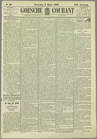 Goessche Courant 1932-03-09