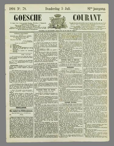 Goessche Courant 1894-07-05