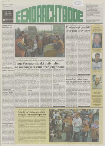 Eendrachtbode (1945-heden)/Mededeelingenblad voor het eiland Tholen (1944/45) 2003-01-03