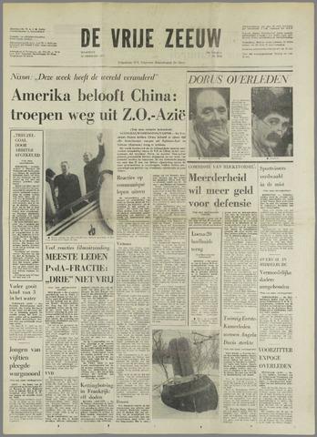 de Vrije Zeeuw 1972-02-28