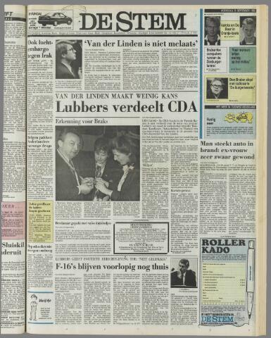 de Stem 1990-09-26