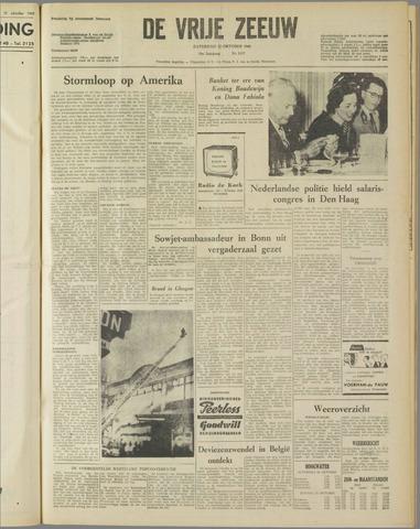 de Vrije Zeeuw 1960-10-22