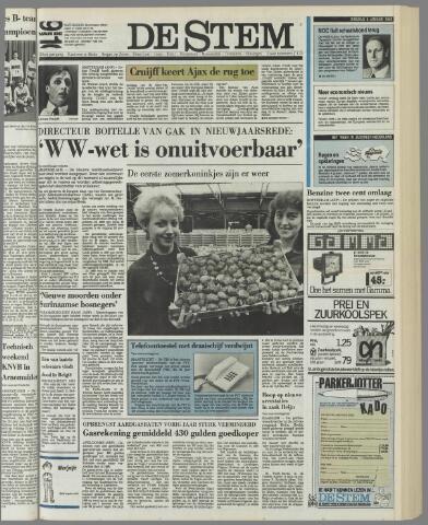 de Stem 1988-01-05